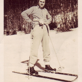 Douglas skiing